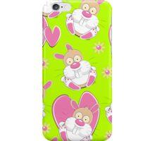 Rabbits  iPhone Case/Skin