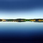Panno of Kielder Water by Bootkneck