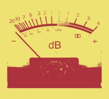 Decibel Meter by macaulay830