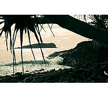 cook island dreaming ... Photographic Print
