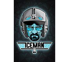 ICEMAN Photographic Print