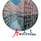 Amsterdam by Ludwig Wagner