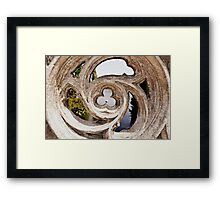 The Secret View Framed Print