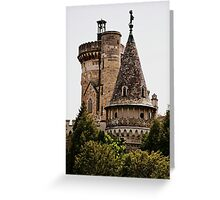 By the Watchtower Greeting Card