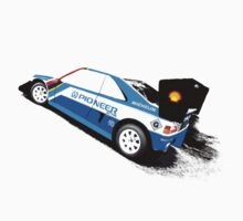 Peugeot 405 Pikes Peak by Lynchie