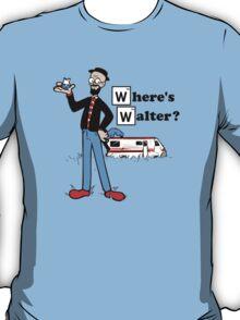 Where's Walter. T-Shirt
