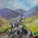 The Goat by Ellen Marcus