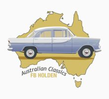 FB Holden - Classic Australian cars by contourcreative