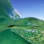 Crystal Clear Barrel by Jack Doherty