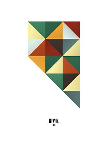 Nevada Geometric by indurdesign