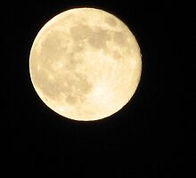 Super Moon June 24 2013 by PicsbyJody