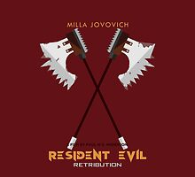 Resident Evil: Retribution by RJDesigns