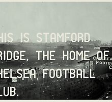 Chelsea Football Club by Jim Roberts