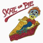 Skate Or Pie! The Search For Double Trouble by Neil Manuel