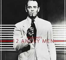 Sidney Lumet's 12 Angry Men by MaximusDecimus