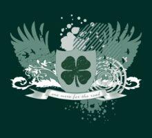 four leaf clover by maydaze