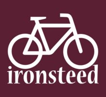 Ironsteed Bicycle (dark) by KraPOW