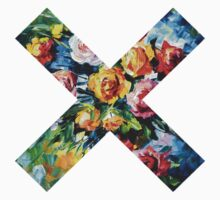 Oil Painting The X Logo Shirt by tvedtt