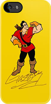 No one has a case like Gaston! by emilyg23
