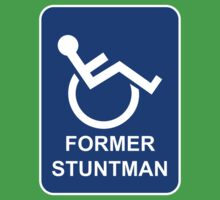 Former Stuntman by White Star Design Group