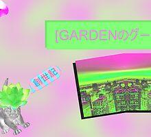 GARDENグール by 55mph