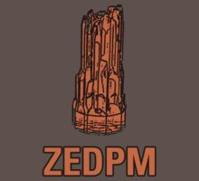 ZedPM, now in powerful orange! by khomel