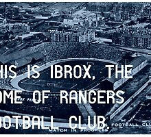 Rangers Football Club by Jim Roberts