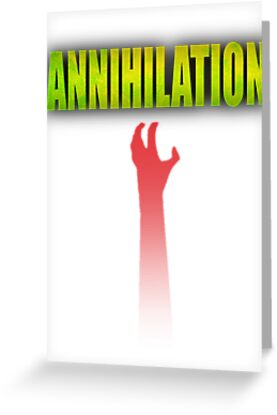 Annihilation: Grasp Graphic by vampyremuffin