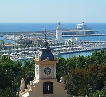 View to the Habour by Janone