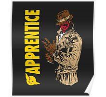 Darth Rorschach Poster