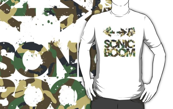 Sonic Boom Command - Camo by Reshad Hurree