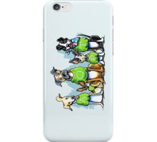 Think Adoption | Green Tee Shelter Dogs iPhone Case/Skin