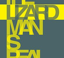 The Lizard Man by MattDean