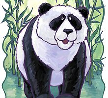 Animal Parade Panda Bear by Traci VanWagoner