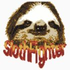 SlothFighter by robertdesigned