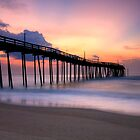 Morning Glow, OBX by Michael Treloar