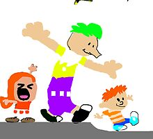 Phineas and Ferb by TheArcadeAddict
