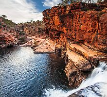 Bell Gorge on the Gibb River Road by Tim Schoch