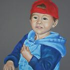 Ryan (pastel) by Dianne  Ilka