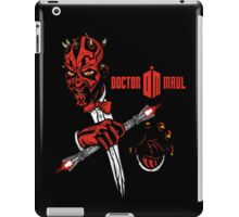 Doctor Maul iPad Case/Skin