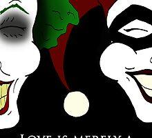 Harley and Mistah J by Khepera