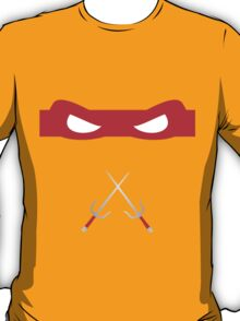 Red Ninja Turtles Raphael T-Shirt