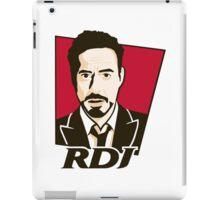 Robert Downey Jr. - KFC Logo iPad Case/Skin