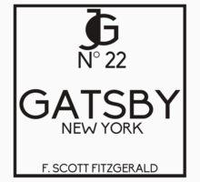 Gatsby Perfume - Black by hunnydoll