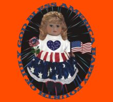 ✿♥‿♥✿FOURTH OF JULY CUTE KIDS TEE SHIRT✿♥‿♥✿ Kids Clothes