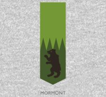 Game of Thrones - house Mormont sigil  by housegrafton