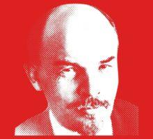 Vladimir Ilyich Lenin Charismatic Look Shirt by ibadishi