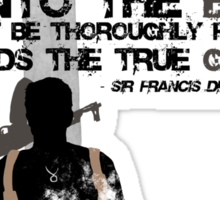 Sir Francis Drake Sticker