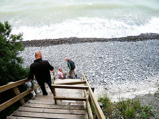 By the Sea in Southern Denmark by HeklaHekla