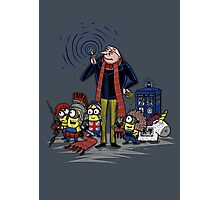Doctor Gru Photographic Print